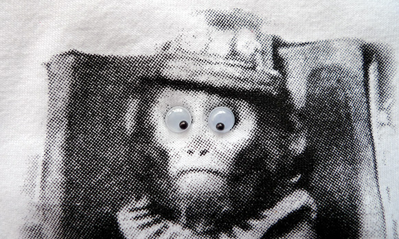 Camiseta Menos Monos - Sis - Sistema de Monos