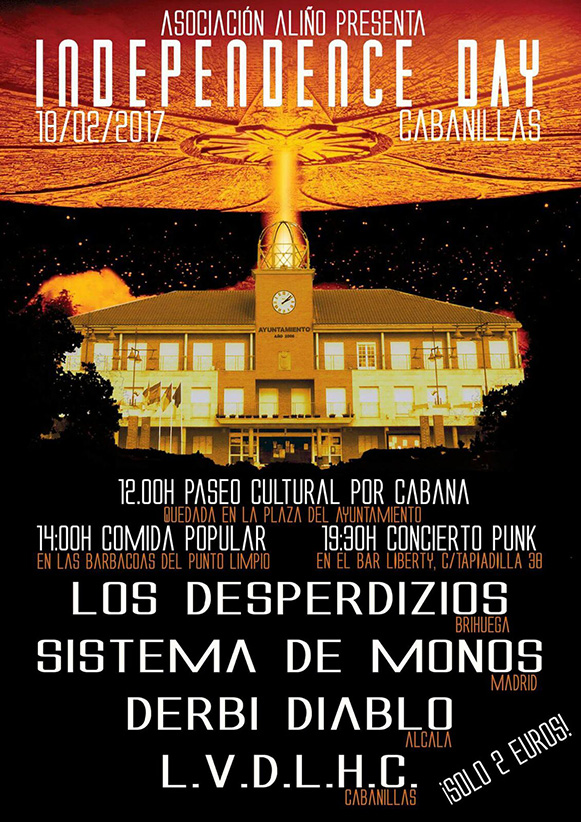 Independence Day - Cabanillas